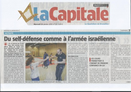 La capitale mecredi 23 janvier 2013-1